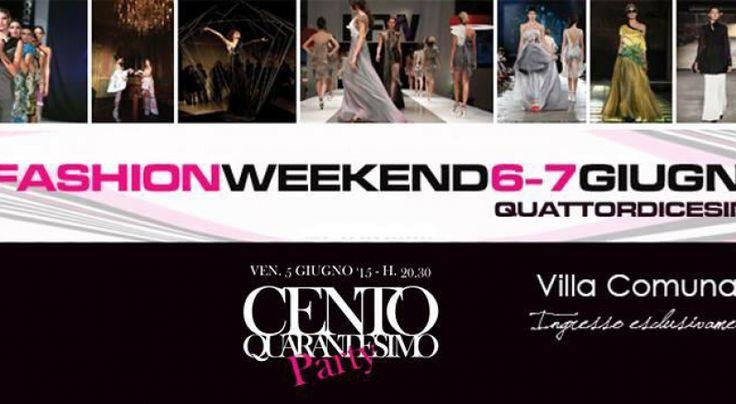 LECCE FASHION WEEK | 6/7 GIUGNO #fashion #evento