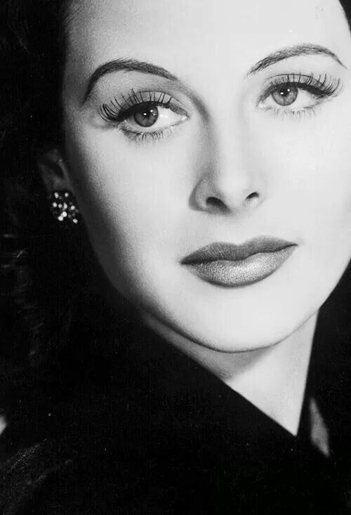 Hedy Lamarr ✾ in 'Come Live with Me'.