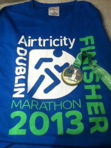 Dublin Marathon Race Recap 2013 @runandjumpblog