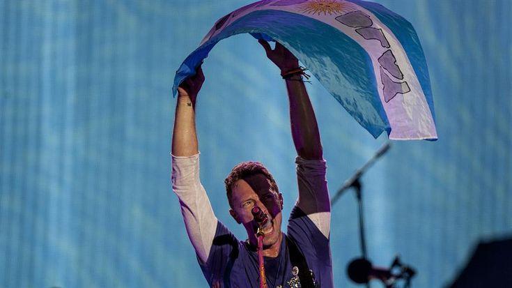 Coldplay en Argentina 2016 #ColdplayBuenosAires