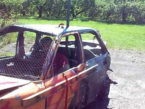 Demolition Derby Cars: Building Tips to Avoid Destruction   AxleAddict