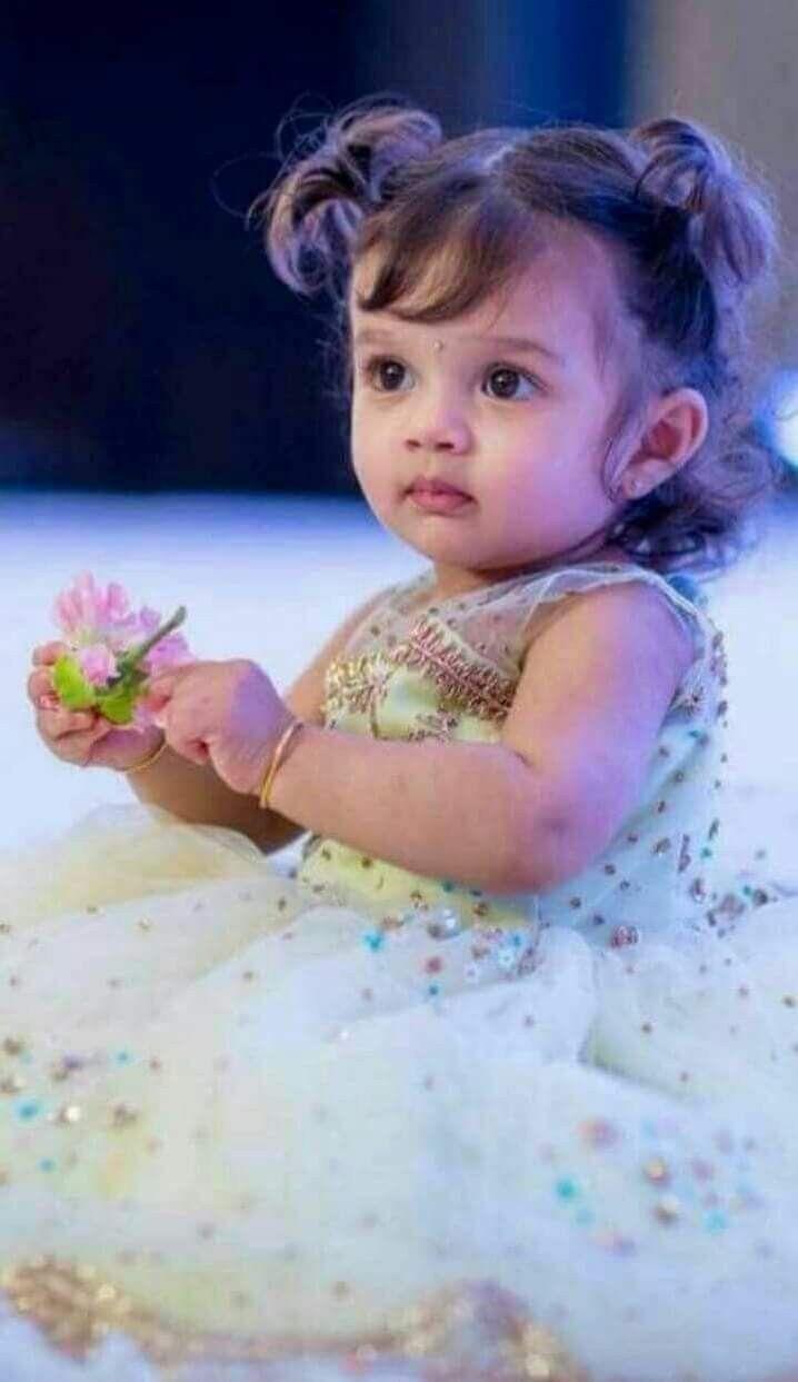 الصور الجميلة للاطفال الصغار Kids Dress Patterns Indian Dresses For Kids Cute Baby Girl Images