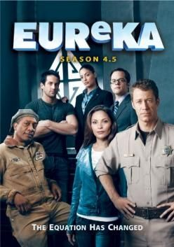 Eureka  is a great sci fi show that is soaked in comedy.