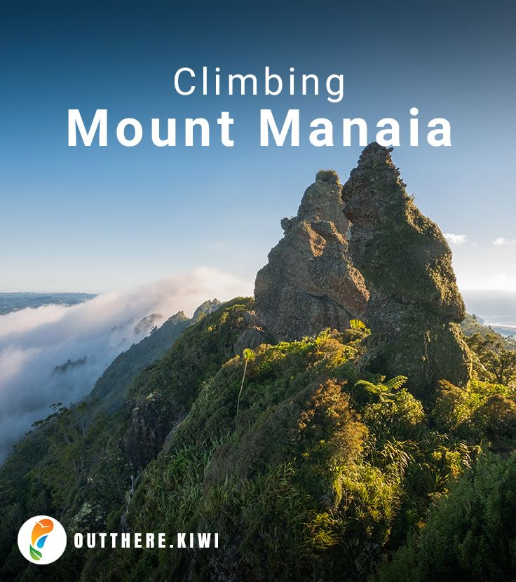 While both Bream Head and Mount Manaia are accessible, Bream Head and a visit to Ocean Beach is more of a day affair whereas Mount Manaia is a fairly quick climb, but you better like steps, and lot's of them.