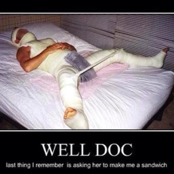14 Craziest Injury S Ever Lmao Pinterest Humor