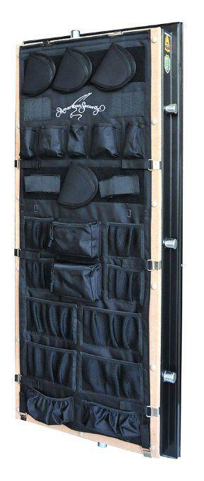 Gun Safe Door Organizer : American Security Model 19 Premium Door Organizer