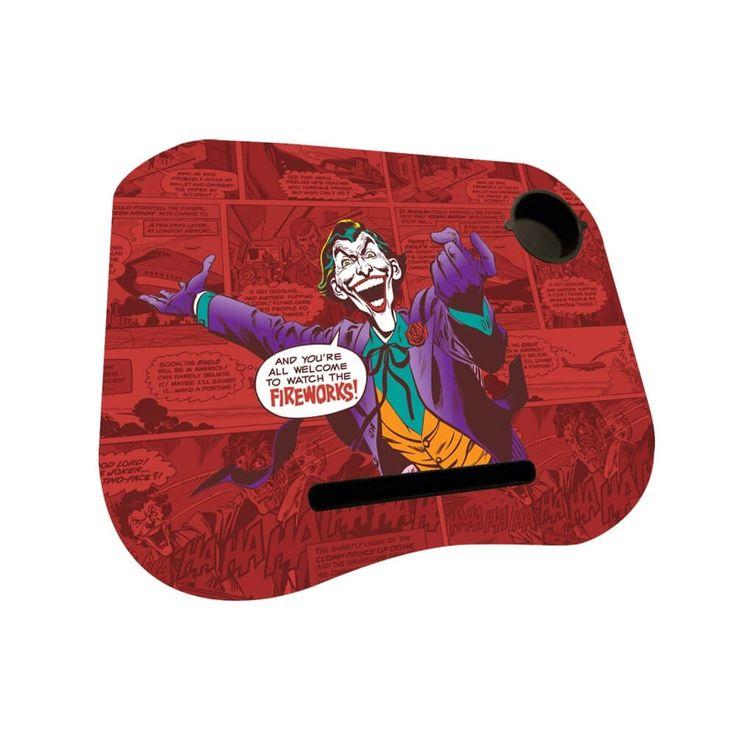 Bandeja para Notebook Coringa DC Comics - 48 x 38 x 6,5 cm