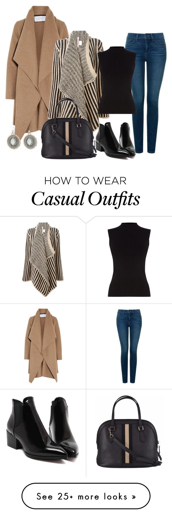 """casual day"" by bsimon623 on Polyvore featuring Harris Wharf London, NYDJ, Antonio Marras, Oasis, Gucci, Gypsy SOULE, women's clothing, women's fashion, women and female"