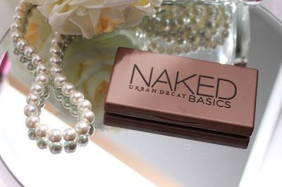 Makeup Collection: URBAN DECAY - NAKED BASICS EYESHADOW PALETTE