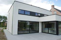 Nieuwbouw - Strakke moderne woning