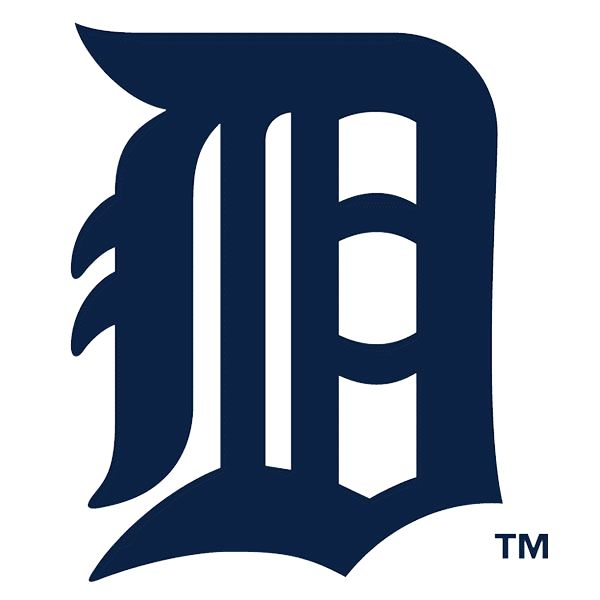 The Detroit Tigers logos, historically, have been consistently Ds. The script D is strong, bold and  instantly known throughout time as Detroit since it has been on the team hats and helmets since 1922.   The first Blackletter D was seen in 1904 and by 1921 the D we all recognize was put into place until 1934 which for some reason it changed to a Tiger image after they became the AL Champions. It wasn't until 1994 that the Blockletter made a comeback, including an updated and aggressive…