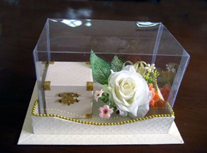 Kotak Cincin Nikah - Order 087874240106