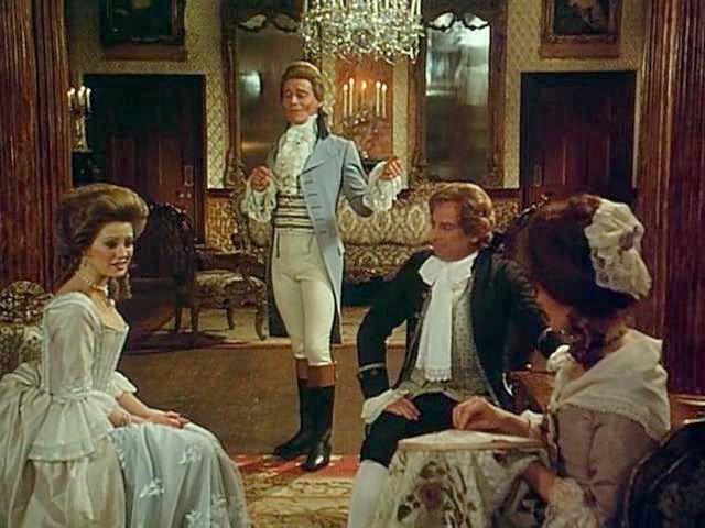 Алый Первоцвет / The Scarlet Pimpernel, 1982