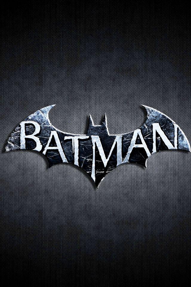 Download Batman Silhouette Wallpaper For iPhone