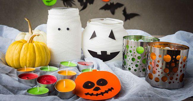 Bricolage: decorazioni di Halloween