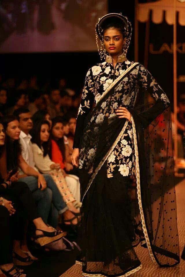Shantanu Goenka. LFW 2013