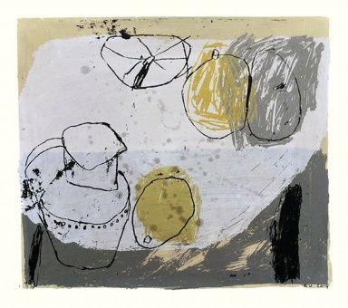 Jug and Lemons by Rosemary Vanns
