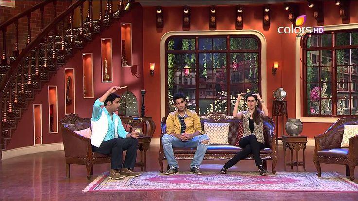 Comedy Nights With Kapil - Karisma Kapoor, Armaan & Diksha - Full episod...