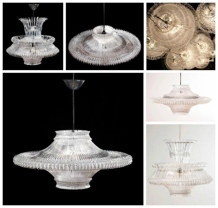 #Hanger, #Lamp, #Light, #Plastic, #Upcycled