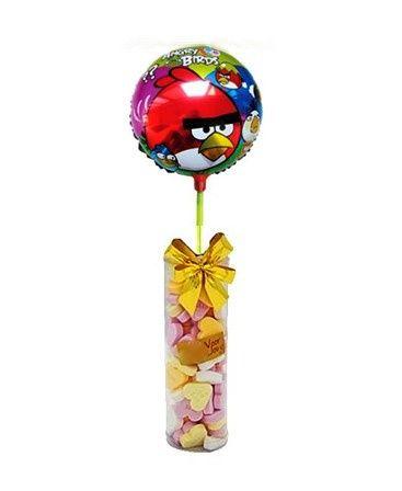 Angry Birds snoep cadeau voor de Angry Birds fan | Verkrijgbaar bij online feestwinkel: Feestwinkel Altijd Feest www.altijdfeestwinkel.nl