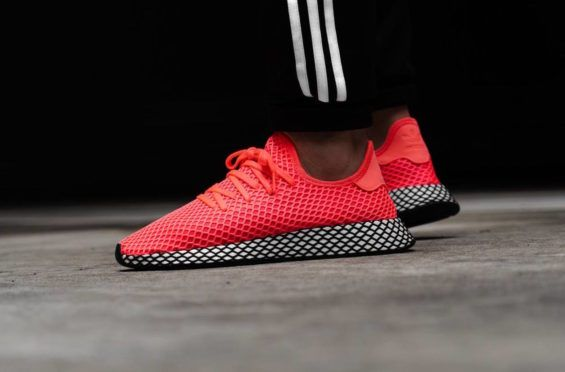 6d37bcdacbba7 Bright Turbo Covers The adidas Deerupt The adidas Deerupt is back this  summer in a number