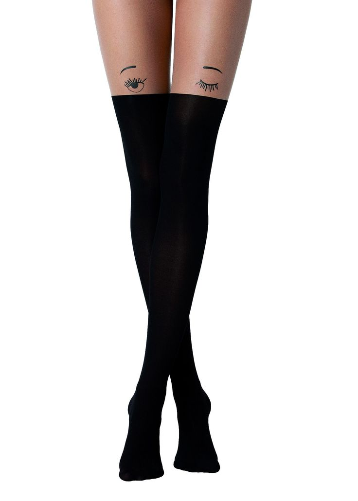 Buy Eye Print Longuette Tights on our official Calzedonia website. Experience our long history of tradition and quality.