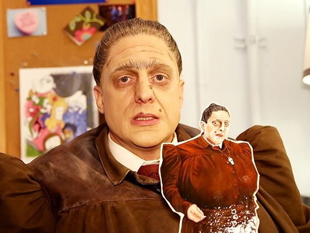 Miss Trunchbull Is Waiting for You to Enter #MatildaSweeps! (Please Don't Disappoint Her!)