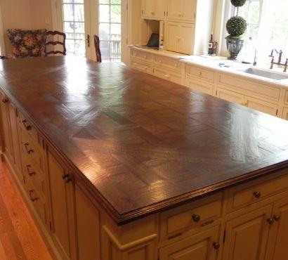 Kitchen  6. Countertops