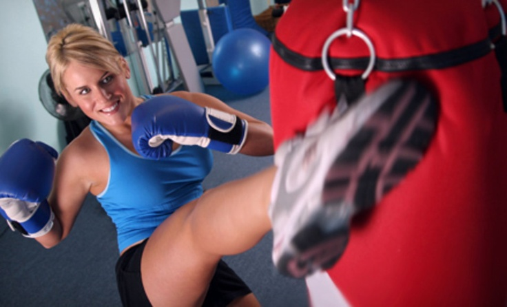 Groupon - 10 or 20 Kickboxing Classes with Gloves at Premier Martial Arts (Up to 87% Off)