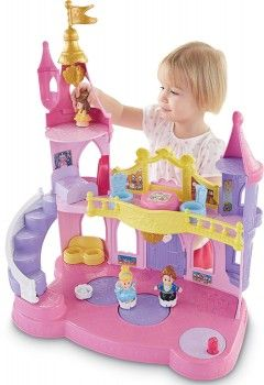 Fisher-Price Little People Castle and Carriage