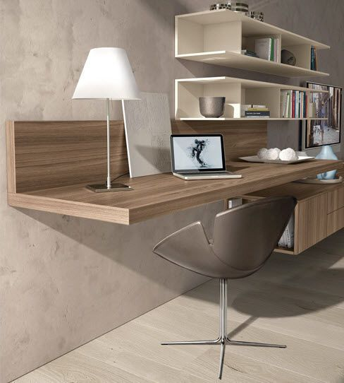 M s de 25 ideas incre bles sobre escritorio moderno en for Como reciclar un escritorio de madera