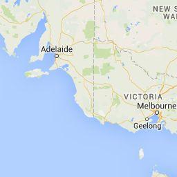Aurora Australis Viewing Locations - Australia