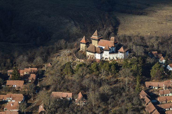 #Tranylvania Biserica fortificată #Viscri. (  Dragoş Asaftei  )
