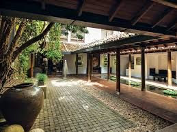 237 best tropical architecture images on pinterest for Courtyard designs in sri lanka