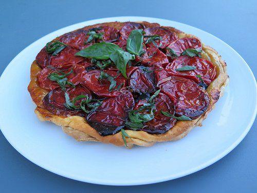 Ma recette de la tarte tatin aux tomates et toutes mes astuces pour qu'elle soit parfaite !