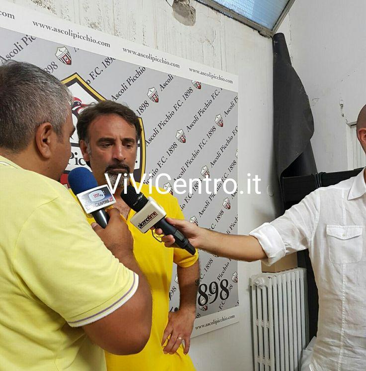 Ascoli – Juve Stabia 3 – 2. Ferrara: Match ben giocato, peccato per i primi 20 minuti