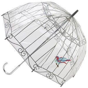 parapluie transparent mariage