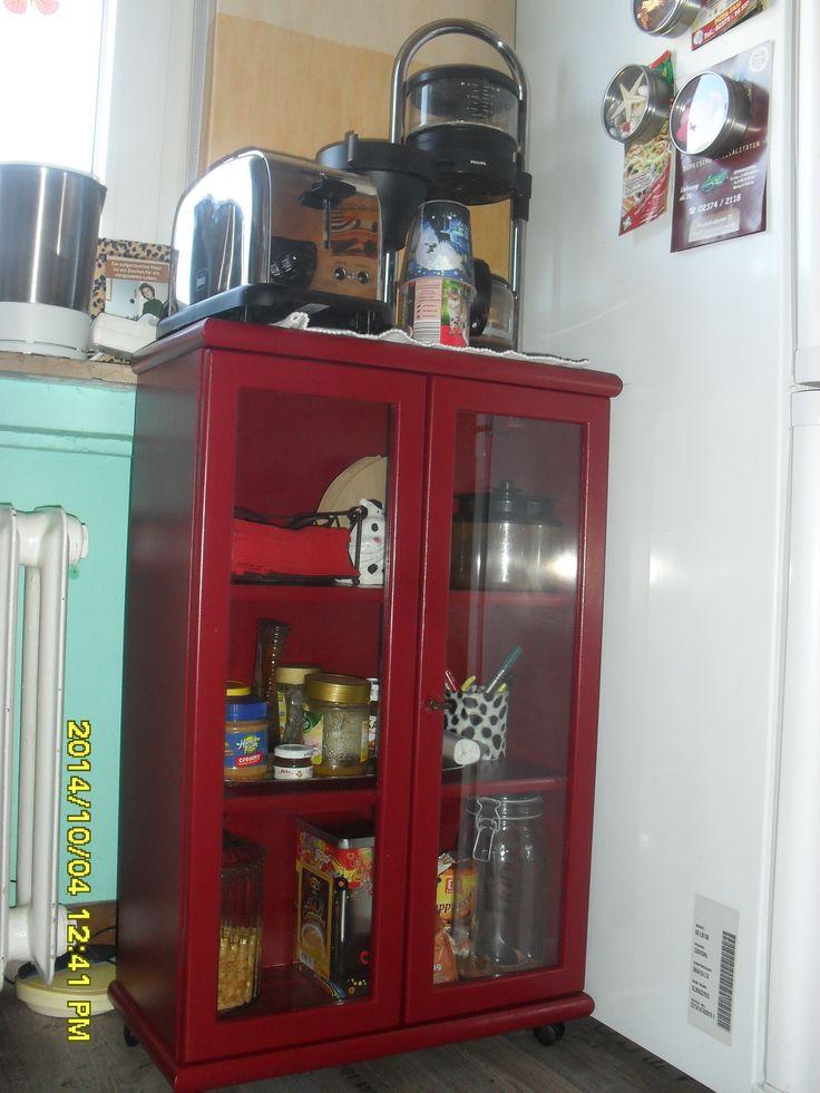 aus sperrm ll wurde mein fr hst cksschr nkchen meine. Black Bedroom Furniture Sets. Home Design Ideas