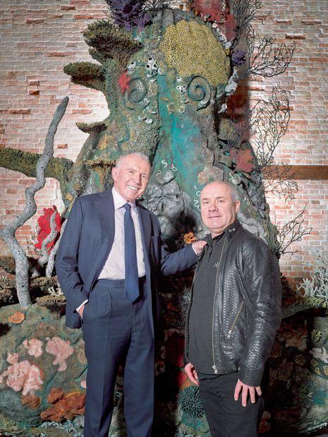 Damien Hirst : François Pinault lui offre Venise