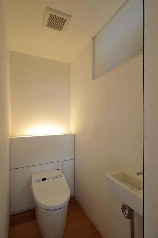 トイレ/バス事例:トイレ(下井草の家-2)