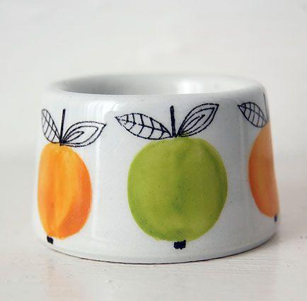 Arabian munakuppi omena