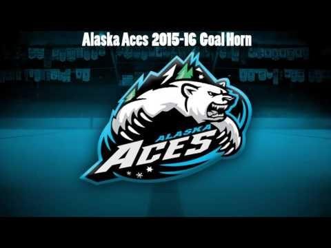 Alaska Aces 2015-16 Goal Horn - YouTube