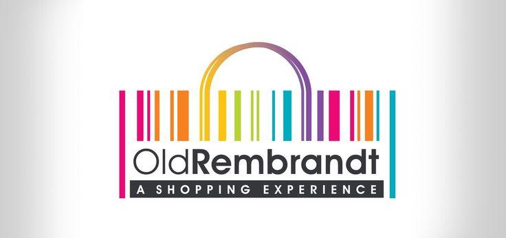 Logo and identity design for Old Rembrandt Mall by AdamsRib Desgin