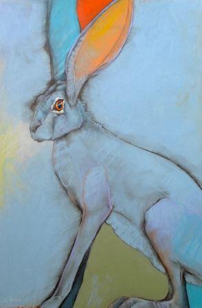 high desert hare rebecca haines