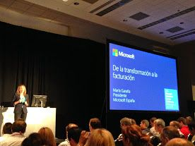 Spanish session at #WPC14 - #microsoft #ms #microsoftpartner #technology #tecnologia