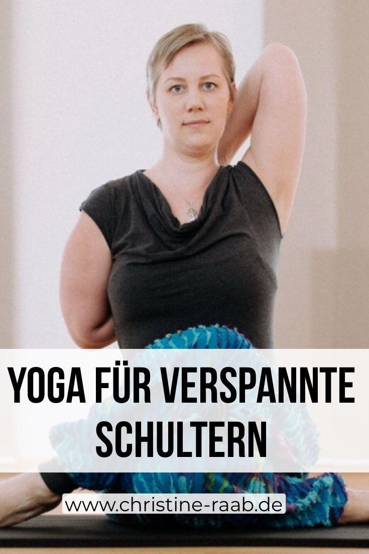 Yoga für verspannte Schultern – Frolleinmia