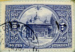 great stamp Postes Ottomanes (Istanbul, Sultan Ahmet III. fountain, Sultan Ahmet-Brunnen) Konstantinopel, Kostantiniyye Turkey postage Turkiye timbre Ottoman turquie selo turquia francobollo bollo ottomano turchia sellos osmanlí osmanisches Reich 邮票  奥斯曼帝 | by ...thx for sending stamps :) stampolina