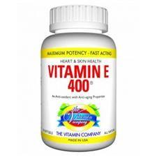Buy The Vitamin Company Vitamin E 400