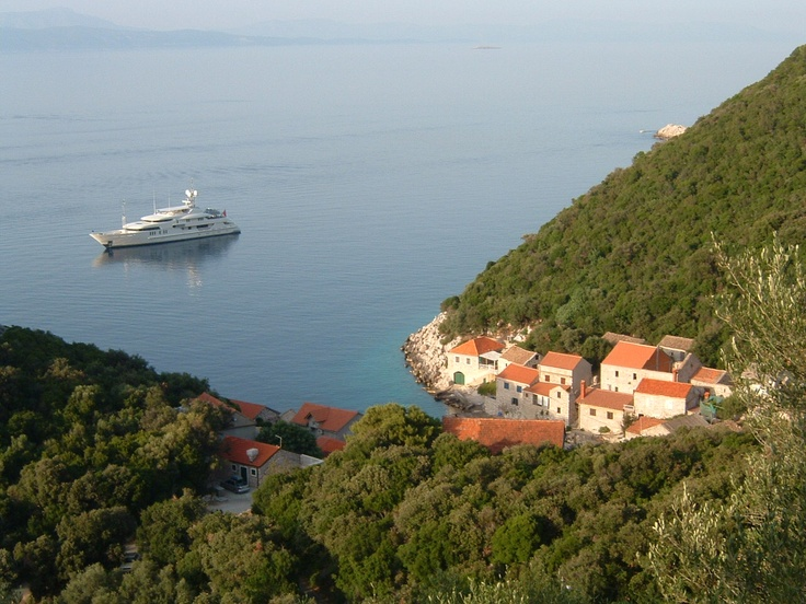 Lastovo, Croatia.