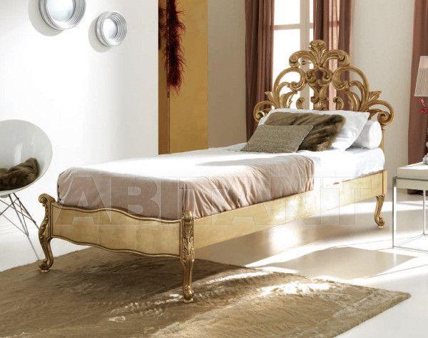 Кровать золотая Silvano Grifoni 2349 , Москва